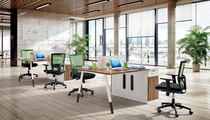 成益办公家具——优质商用空间服务商